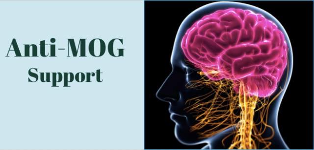 MOG/NMOSD Support Group Logo